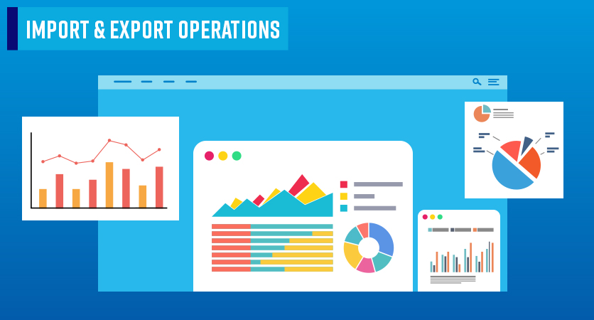 4Data-entry-import-export